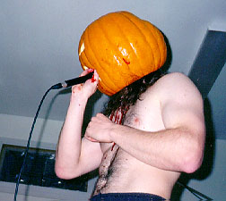 The Great Pumpkinhead